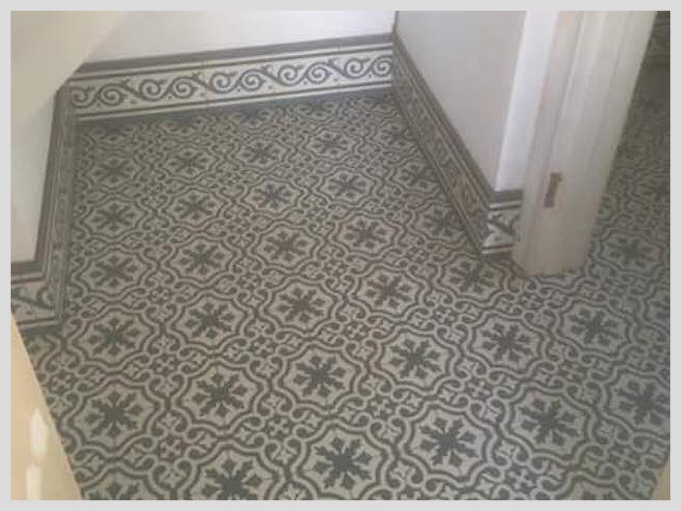 bathroom tiling poole