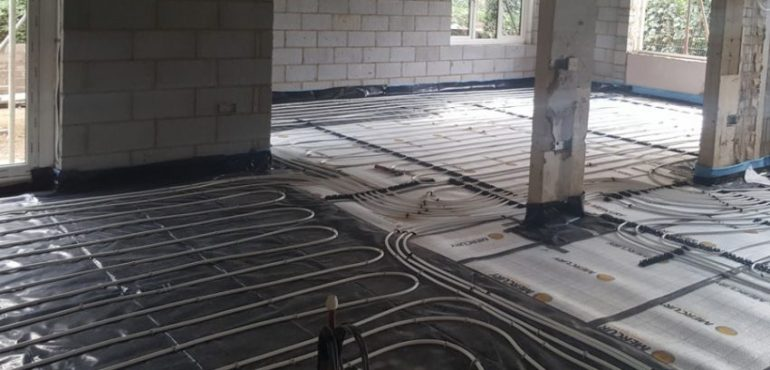 underfloor heating bournemouth